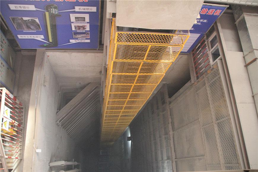 Beijing Line 19 Shaft