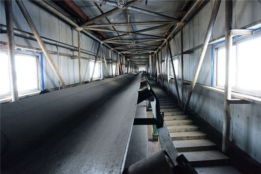 Shenshu Trunk Conveyor Coal Project